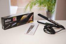 Braun Satin Hair 7 ST 710 Glätteisen Praxistest - Glätten